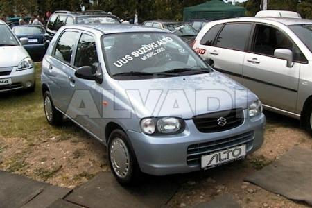 Suzuki ALTO (FF) 06.2002-2006