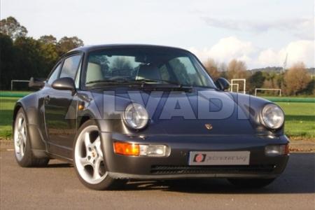 Porsche 911 (964) 12.1988-09.1993
