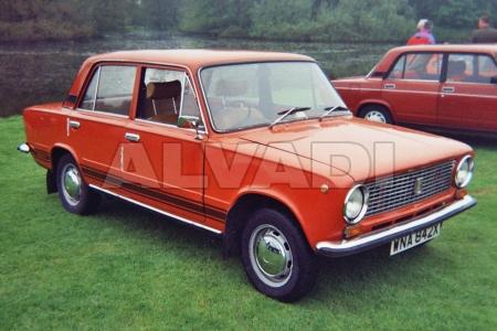 Lada /AVTOWAZ 1200-1600 01.1970-02.1987