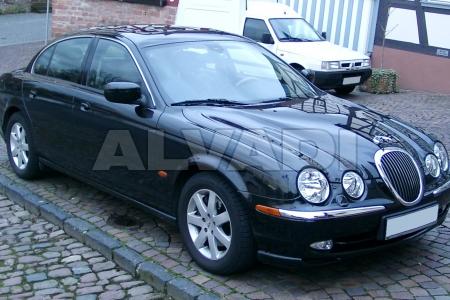 Jaguar S-TYPE (CCX) 01.1999-10.2006