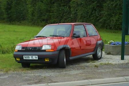 Renault SUPER 5 (B/C40_)