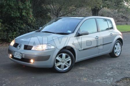 Renault MEGANE II (M)