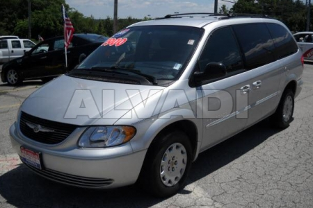 Chrysler TOWN & COUNTRY 2001-2004