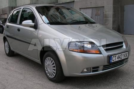 Chevrolet KALOS 01.2003-2006