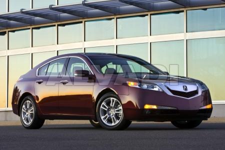 Acura TL (UA8/9) 2008-2014