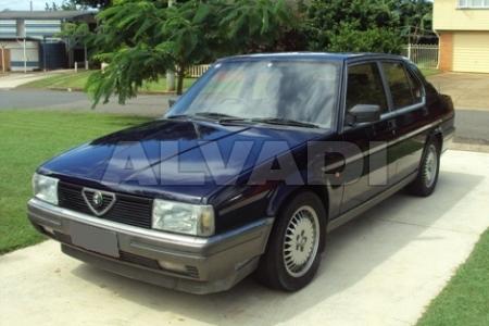 Alfa Romeo 90 (162) 1984-1987