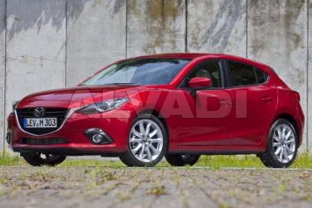 Mazda 3 (BM) 2013-...