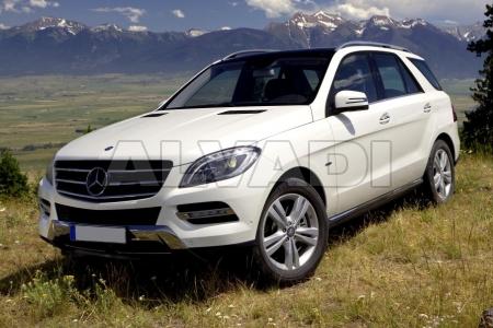 Mercedes-Benz Mercedes-Benz ML-Class (W166) 11.2011-...