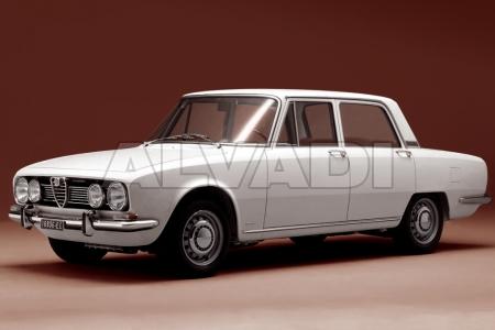 Alfa Romeo Alfa Romeo 1750-2000 03.1968-07.1975