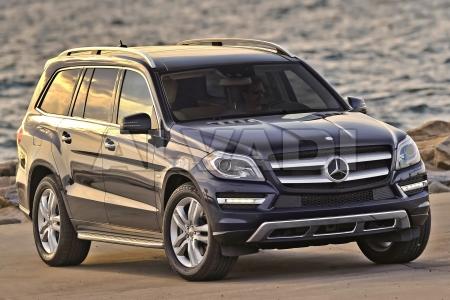 Mercedes-Benz Mercedes-Benz GL-CLASS (X166) 07.2012-...