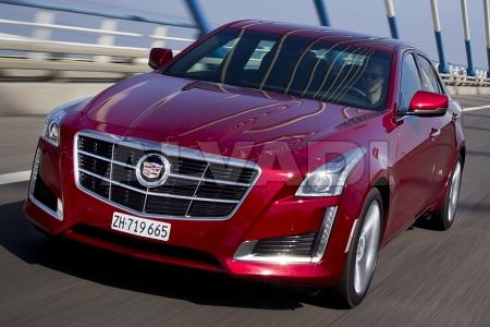 Cadillac Cadillac CTS 09.2013-...