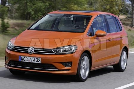 Volkswagen VW GOLF SPORTSVAN 02.2014-...