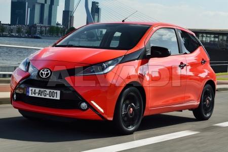 Toyota Toyota AYGO (PAB4_, KGB4_) 05.2014-...