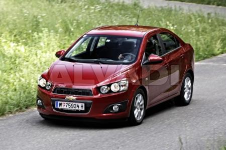 Chevrolet AVEO (T300) 05.2011-...