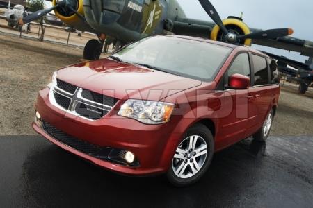 Dodge GRAND CARAVAN 01.2011-...
