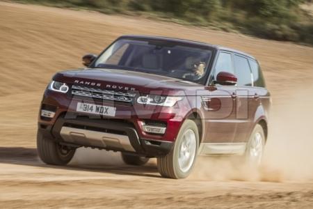 Land Rover RANGE ROVER SPORT 05.2013-2017