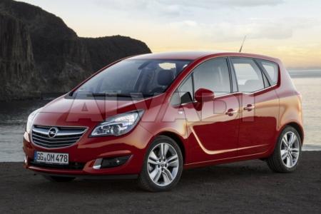 Opel MERIVA B 01.2014-...