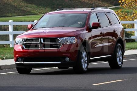 Dodge DURANGO 12.2010-2013