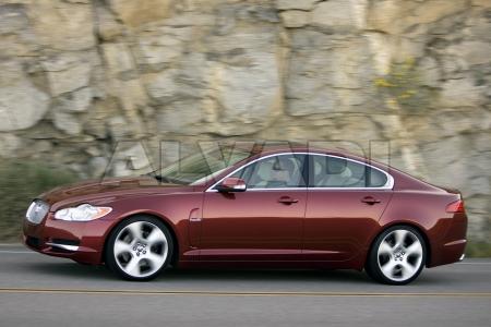 Jaguar XF (X250) 09.2007-08.2012