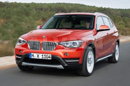 BMW X1 (F48) 09.2015-...
