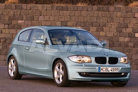 BMW 1 (E81/E82/E87/E88) 09.2004-2013