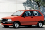 Mazda 121 (DA) (MODEL FESTIVA) Tuulilasin pyyhkijän sulka