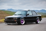 BMW 3 (E30) Dust mask