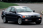 BMW 3 (E46), SDN/ESTATE Fender moulding