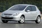 Peugeot 307 (3_) 03.2001-09.2005 varuosad