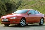 Peugeot 406 COUPE (8_) 10.1996-09.2005 varuosad