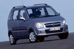 Opel AGILA (H00) Щетка стеклоочистителя