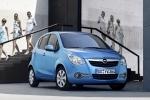Opel AGILA (HB) Windscreen wiper blade