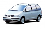 Seat ALHAMBRA (7V8/7V9) Window sprayer element
