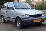 Suzuki ALTO (EC) 01.1986-12.1989 varuosad