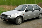 Mitsubishi COLT/LANCER  (C50) /without ESTATE Vinduesvisker