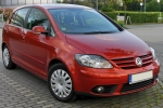 Volkswagen VW GOLF V PLUS (5M) Стойка mc-pherson