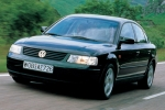 Volkswagen VW PASSAT, SDN+ESTATE (B5 (3B)) Water Pump
