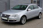 Volkswagen VW PASSAT, SDN+ESTATE (B6 (3C)) Holder, exhaust system