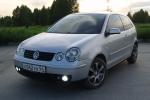 Volkswagen VW POLO (9N) HB Tuulettimen kiinnitys