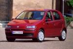 Fiat PUNTO II (188) Hylde fastsættelse del / beslag