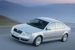 Skoda SUPERB (3U4) Raidetanko