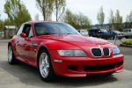 BMW Z3  COUPE/ROADSTER(E36/7/E36/8) Warning triangle