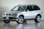 BMW X5 (E53) Headlamp frame