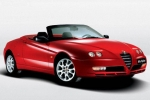 Alfa Romeo SPIDER (916S) Actuators