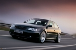 Audi A3 (8L) Mounting Kit, silencer