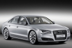 Audi A8 (D4) Glass protection
