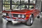 BMW 2000-3.2 COUPE (E9) Exterior care