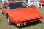 BMW M1 Wheel chock with holder