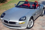 BMW Z8 (Z52) Mounting nest