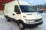 Iveco DAILY Lygte motor